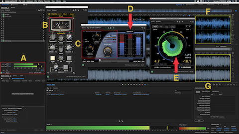 Audio Post Production – produce New Media